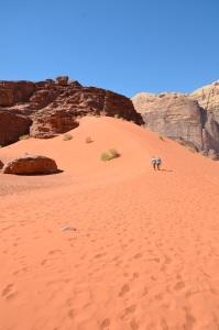Red Sand Dune, Wadi Rum