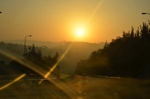 Wschód słońca, najpiękniejszy na świecie