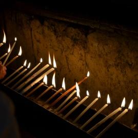 W Bazylice Zmartwychwstania Pańskiego