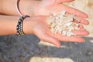 Sól z Morza Martwego