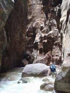 Wadi Mujib 7