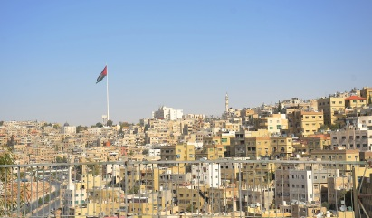 Amman. Miasto na wzgórzach