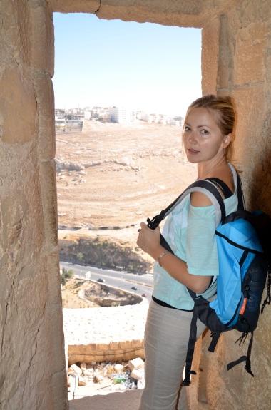 W zamku Al-Karak