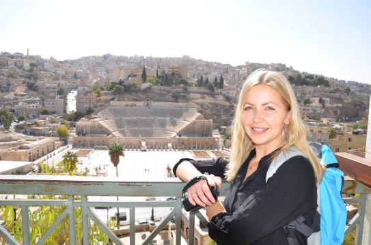 Teatr Rzymski w Ammanie