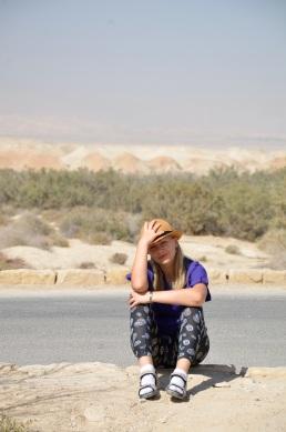 Niedaleko od Betanii za Jordanem. Miejsce Chrztu Jezusa. Jordania