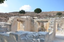 The upper structures at Beit Guvrin