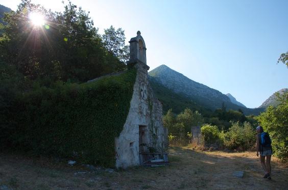 Biokovo, Educational trail