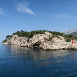 Płyniemy do wyspy Brač