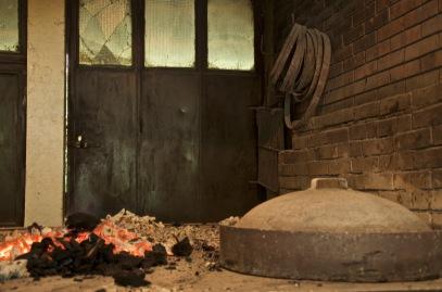 Radmanove Mlinice, tradycyjny piec