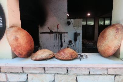Radmanove Mlinice, Chorwatski tradycyjny chleb