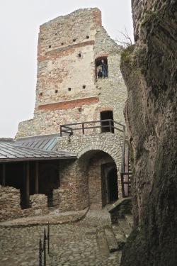 Zamek Czorsztyn3