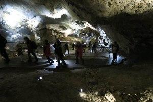 Jaskinia Beliańska, labirynt światła