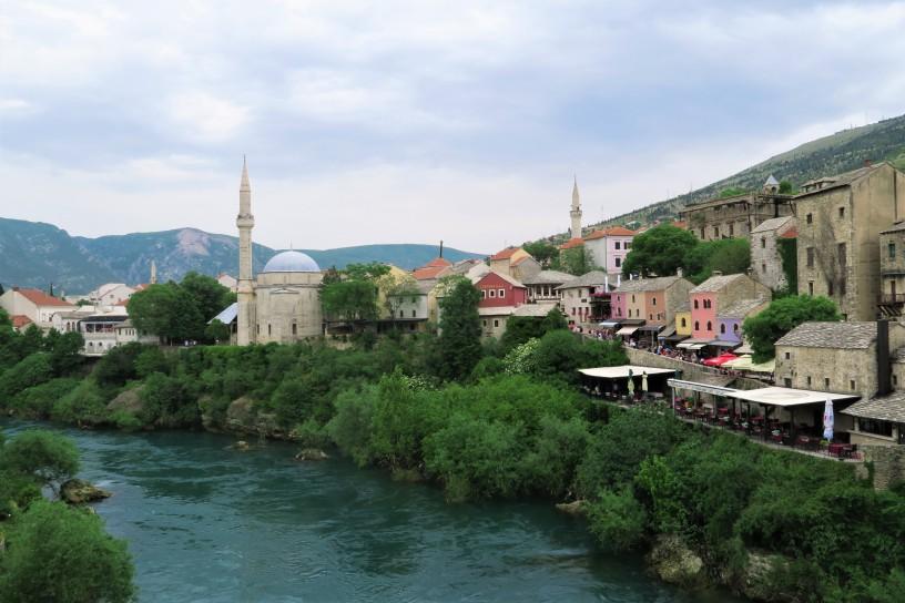 Meczet Koski Mehmed-Pasza, Mostar
