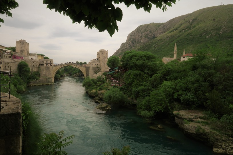 Stary Most, Mostar