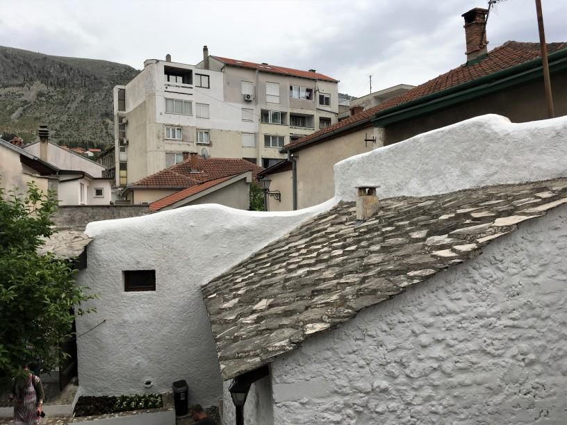 Mostar, Turecki dom